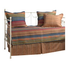Greenland Home Katy Daybed Set, 5-Piece Daybed