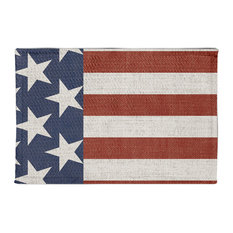 50 Most Popular American Flag Rugs For 2019 Houzz