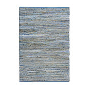 Earth First Blue Jeans Rug, 9'x12'