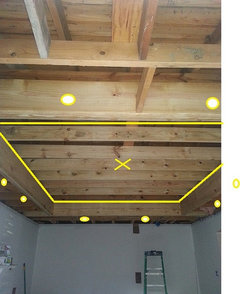 Lighting For A Tray Ceiling Advice