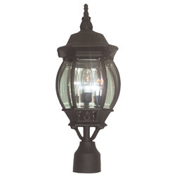 Traditional Post Lights by Woodbridge Lighting Inc.
