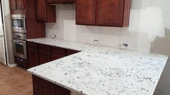 Fabrication & Installation of a Kitchen Countertop