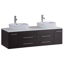 Superb Contemporary Bathroom Vanities And Sink Consoles by Belvedere Bath LLC