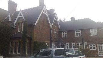 langley road , Watford