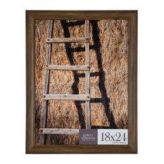 18x24 Walnut Large Wall Frame