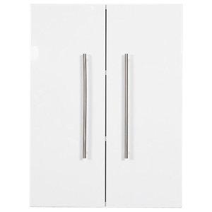 Emotion Aurum-L Bathroom Cabinet, White High-Gloss