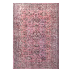 Dante  Area Rug, Misty Rose, 8'x10'