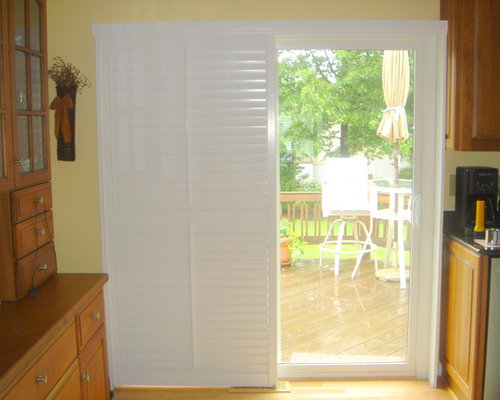 Plantation Shutters On Sliding Glass Doors. EmbedEmailQuestion. Email Save