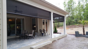 Motorized Screens for porch