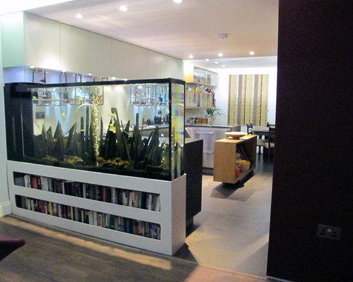 Aquarium Room Divider Ideas Pictures Remodel And Decor