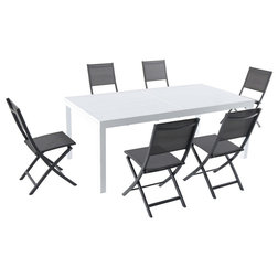 Contemporary Outdoor Dining Sets by Almo Fulfillment Services