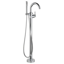 Contemporary Tub And Shower Faucet Sets by The Stock Market