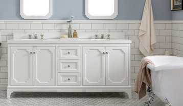 Up to 40% Off Double-Sink Vanities With Free Shipping