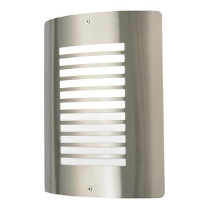 Sigma Outdoor Wall Light - Stainless Steel