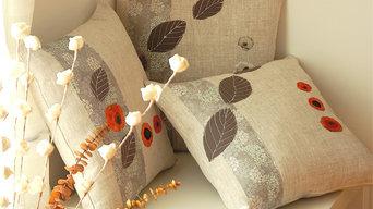Tanti Colori Romantic Collection pillows