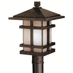 Craftsman Post Lights by Buildcom