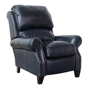 Thornfield Recliner Transitional Recliner Chairs By