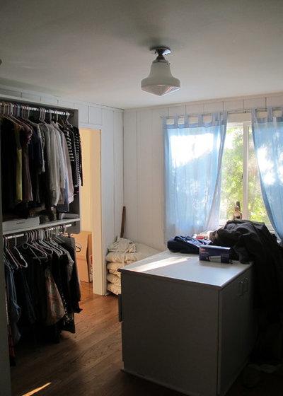 vorher nachher wie aus einem kleiderschrank ein. Black Bedroom Furniture Sets. Home Design Ideas