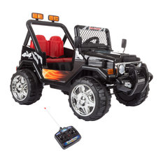 Ride On Toy All Terrain Vehicle, 12V Battery Truck With Remote by Lil' Rider