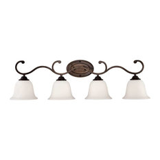 Millennium Lighting Vanity Light, Rubbed Bronze