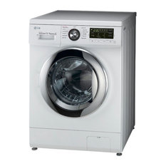 - LG WD1402CRD6 | 7.5kg/4kg Front Loader Washing Machine/Dryer - Washing Machines