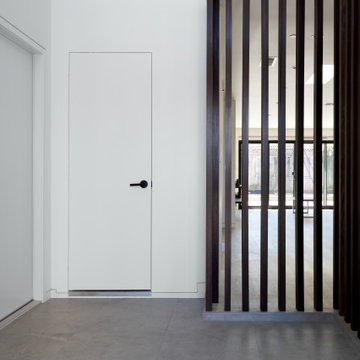 Cupertino transform to a contemporary house