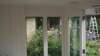 Bath Garden Room