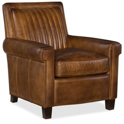 Transitional Armchairs And Accent Chairs by Unlimited Furniture Group