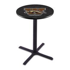 Western Michigan Pub Table 28-inchx36-inch by Holland Bar Stool Company