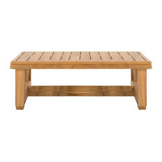 Safavieh Montford Teak Coffee Table