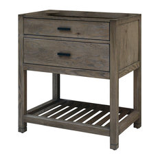 Blake Vanity With Open Shelf, 30""