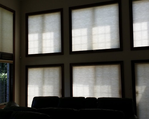 Cellular Shades Energy Efficient Shades On Large Windows Maumee OH