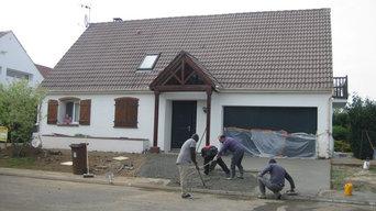 Construction de Maison Cergy Pontoise