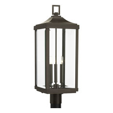 Gibbes Street 3-Light Post Lantern