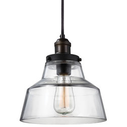Industrial Pendant Lighting by Feiss - Monte Carlo