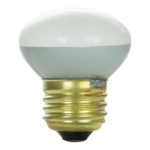 40R14 40 Watt E26 Medium Base Reflector R14 Incandescent Light Bulb 10 Pack