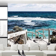 poster bord de mer. Black Bedroom Furniture Sets. Home Design Ideas