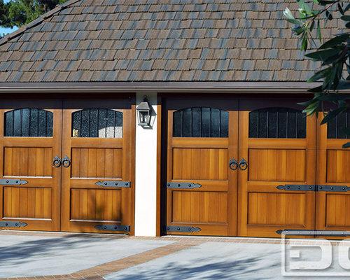 Upgrading a Tudor Style Homeu0027s Curb Appeal With Custom Designed Eco Garage Doors - Windows And & Upgrading a Tudor Style Homeu0027s Curb Appeal With Custom Designed ... pezcame.com