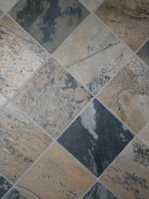 Fire Restoration - Tile