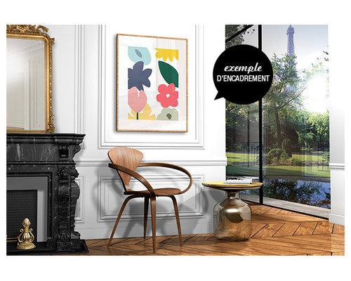 Décoration murale fleurs - Imprimé et Poster