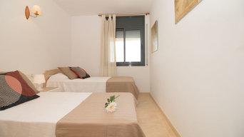 Proyecto de Home Staging en apartamento vacacional