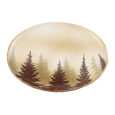 Clearwater Pines Serving Plater