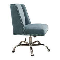 transitional office chairs | houzz