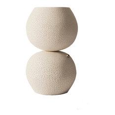 Clay-Light Table Lamp, with LED Touch dimmer