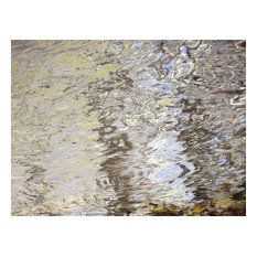 """Clear Water Reflection"" Photography Print, 30""x24"""