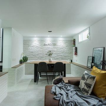 Reforma integral de Duplex en Chamberí