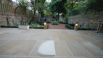 M H Costa - Italian Garden - South London