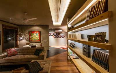 Delhi Houzz: Love, Light and Luxury Define This Home