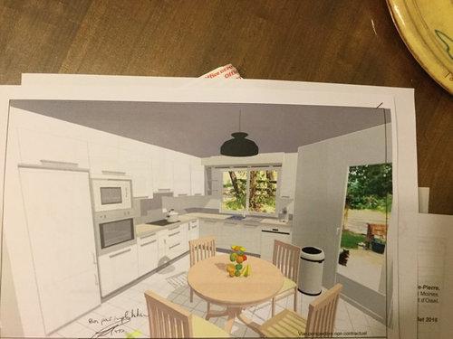 Quelle couleur pour les murs d 39 une cuisine blanche Quelle couleur pour les murs d une cuisine blanche