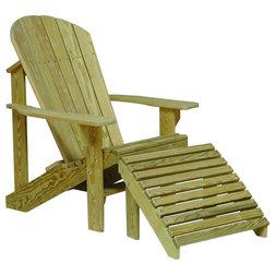 Craftsman Adirondack Chairs by Hershy Way